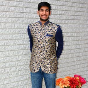 Other - Indian Mini Jodhpuri Shirt